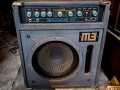 M3- Meazzi Blues Amp 333 Solid State, front.