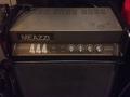 Meazzi 444 transistor top met speakerbox 2x10 inch, eind 60s.