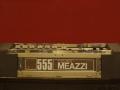 Meazzi Olimpia 555 Transistor combo, echodeksel.