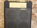 Meazzi Olimpia 555, front echodeksel en 4x12 inch.