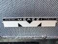 Meazzi gitaarversterker Music-Rama 222, logo.