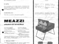 Finse distributie folder Meazzi echo.