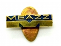 Meazzi badge.