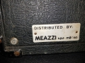 Typeplaatje Marshall Master Lead Combo 5010, in Italie gedistribueerd door Meazzi.