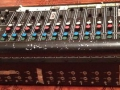 Meazzi emThree 16 kanaals mixer met echo. fabrikaat Calderoni, back.