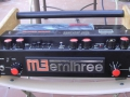 Meazzi emThree Echo 9000 Computer Echo, fabrikaat Calderoni, front.