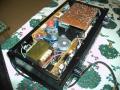 Meazzi emThree Echo 9000 Computer Echo, fabrikaat Calderoni, open techniek.