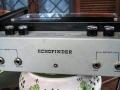 Meazzi emThree Echofinder Computer-echo, fabrikaat Calderoni 1970, front.
