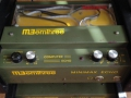 Meazzi emThree Minimax Computer Echo met Minimax power, fabrikaat Calderoni 1970.