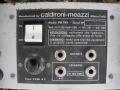 Typeplaatje M3 emThree Factotum echo 741. De productie vond plaats bij Caldironi Musica in Cologno bij Milaan, geleid door bassist Franco Caldironi. Caldironi produceerde onder meerdere merknamen,