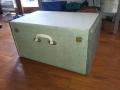 Meazzi Echoamateur PA296 opbergkoffer met ingebouwde speakers.