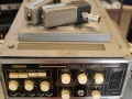 Meazzi PA304 Echomatic Stereo 2x15 watt compleet met 2 Meazzi microfoons.