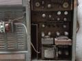 Meazzi Stereo- Echomatic Factotum PA304 buizen, open met frontdeksel.