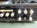 Meazzi Stereo- Echomatic Factotum PA304 buizen, panel.