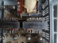 Meazzi Stereo- Echomatic Factotum PA304 buizen, stereo power amp.