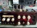Meazzi Stereo automatic PA 304 op de werkbank.