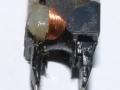 Reparatie Meazzi weergavekop open detail smal model 2e generatie.