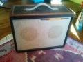 Meazzi Metropolitan 1959, 15 watt, 2x4,5 inch alnico speakers.