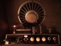 Meazzi Paramount, 5 watt buizenchassis en speaker.