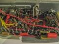 Meazzi Ultrasonic PA588 buizenversterker 12 watt, circuit 5.