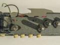 Meazzi Ultrasonic PA588 buizenversterker 12 watt, met EZ81 gelijkrichter, 2xECC83 en 2xEL84.