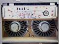 Meazzi Ultrasonic fanspeakers 2x10 inch.