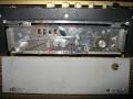 Meazzi Ultrasonic Special versterker 15 watt twin met een rear panel ingebouwde echo unit.
