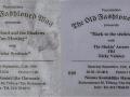 1990 sept 17e De Harmonie tickets middag en avond.