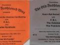 1991 sept 19e in Het Wit Paardje, ticket middag en avond.