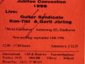 1996 maart 30e Eindhoven ticket middag.