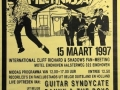 1997 maart 32e Eindhoven Poster.