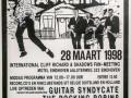 1998 maart 34e Eindhoven, flyer.