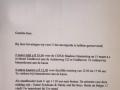 1997 Contract voor standhouders Ton Verhagen.
