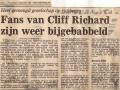 Krant 1990 april 16e Pas Buiten.