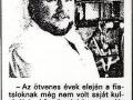 Krant Hongaars, Ton Verhagen als voorzitter Hongaarse Fanclub.