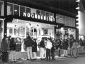 Locatie november 1988 voor optreden Jet Harris, Noorderligt Theater Tilburg.