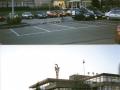 Lokatie 1996-1998, Motel van der Valk Eindhoven.