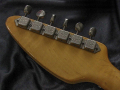 V209 Phantom VI 3 pickups 1962, made in UK, headstock back.