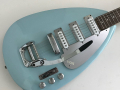 V223 Mark XII UK model Powder Blue 1966, body.