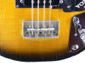 V248 Wyman Bass Tobacco Sunburst 2 pickups 1966, UK model, open kam.