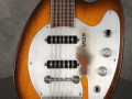 V257 Mando 2 pickups 1965 UK model, body.