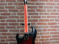 Burns Jazz Bass Redburst 1964, back.