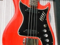 Burns Nu-Sonic Bass 1964, body.
