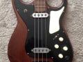 Burns Vibra-Artist Bass 1961, body.