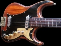 Burns Vibra-Artist DeLuxe Bass 1961, body.