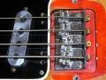 Burns Vista-Sonic Bass 1962, brug zonder kap.