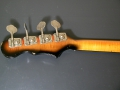 Burns Vista-Sonic Bass 1962, headstock front.