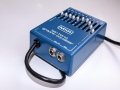 MXR 10 bands Graphic Equaliser Model no 108 220 volt; was volgens Bruce Welch ingebouwd in Hanks AC 30.