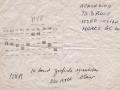 Settings MXR 10 bands Graphic Equaliser Model no 108; door Bruce Welch voor ons getekend.