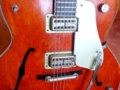 Hank Marvin's 1959 Gretsch Country Gentleman 6122, serienr. 35157, body